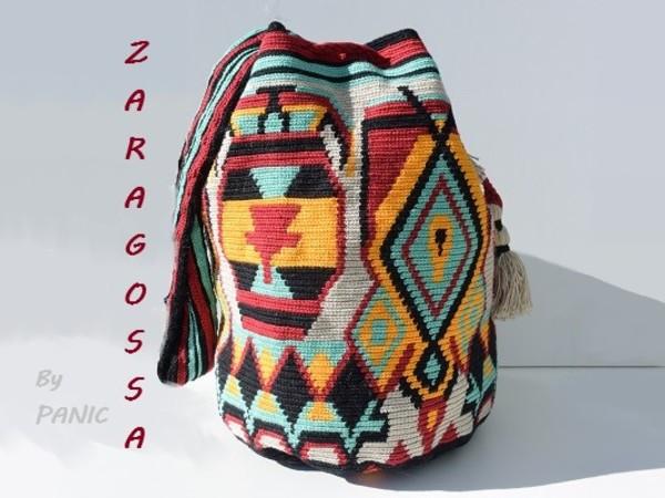 Tapestry Mochila Tasche Zaragossa