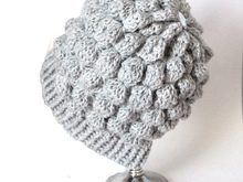 Crochet 3D Hat Pattern