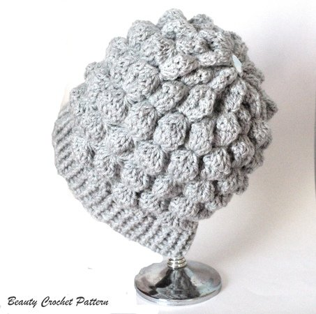 Crochet 3D Hat Pattern 97ab3002b1f