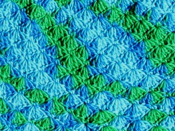 Ziemlich Kostenlos Häkeln Muschel Muster Fotos Schal Strickende