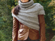 Katniss Scarf - knitted version