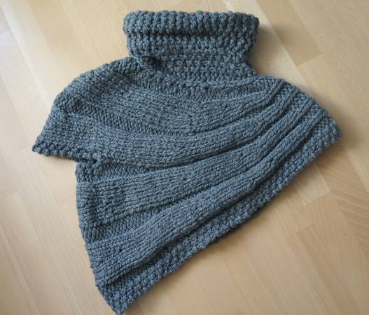 Katniss Scarf Knitted Version