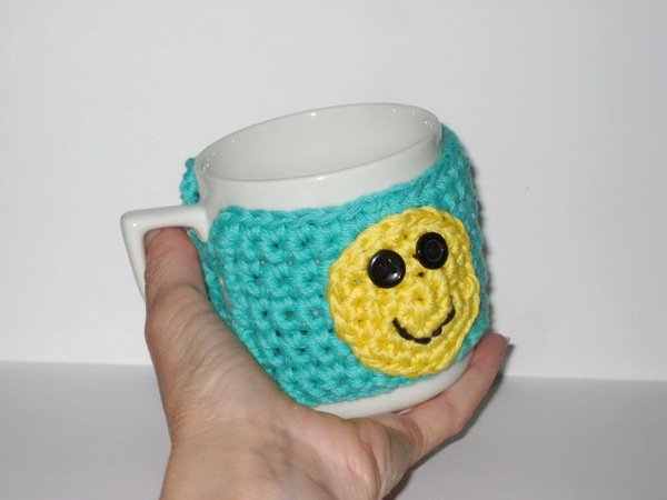 Coffee Mug Cozy Crochet Pattern
