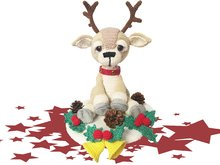 Reindeer Christopher Pattern Amigurumi PDF Deutsch - Dutch - Englisch