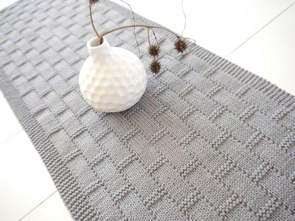 strickanleitung tischl ufer no 1 auch f r anf nger geeignet. Black Bedroom Furniture Sets. Home Design Ideas