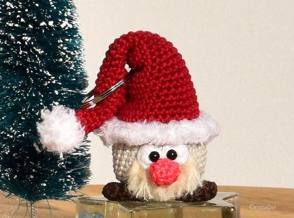 Amigurumi Häkeln Tröpfli Als Weihnachtsdeko
