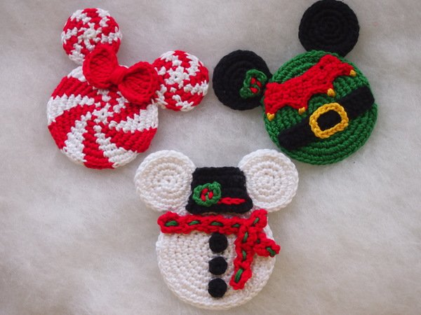 crochet pattern, Christmas Elf, Christmas Tree Toy, Snowman, Christmas Present, Candy, Christmas Star