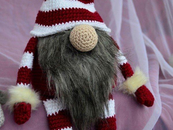 Wichtel Häkeln Weihnachtsdeko Häkeln