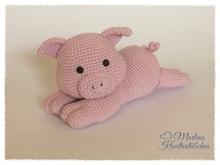 Schwein Individuelle Handarbeit Anleitungen Und E Books Auf