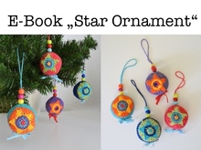 "E-Book ""Star Ornament"""