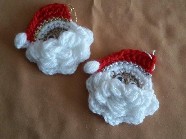 Weihnachtsdeko häkeln // mehrere Modelle
