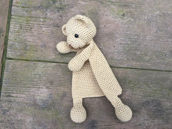 15 Crochet Teddy Bear Patterns | 450x600