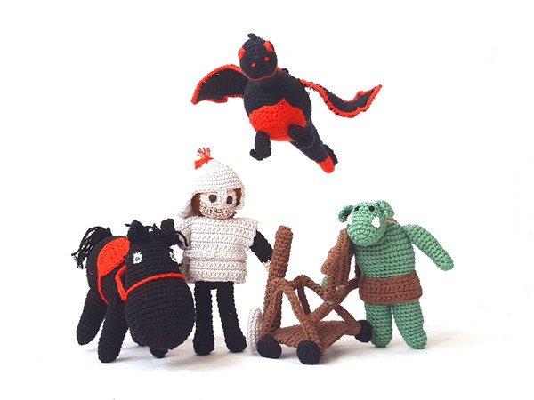 Free (Crochet) Pattern Friday! Octopus Amigurumi | Choly Knight | 450x600