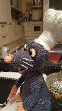 Ratatouille crochet pattern | Crochet amigurumi free patterns ... | 450x253