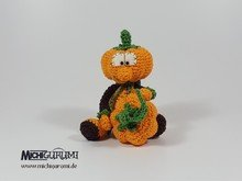 Crochet Pattern: Mini - Halloween