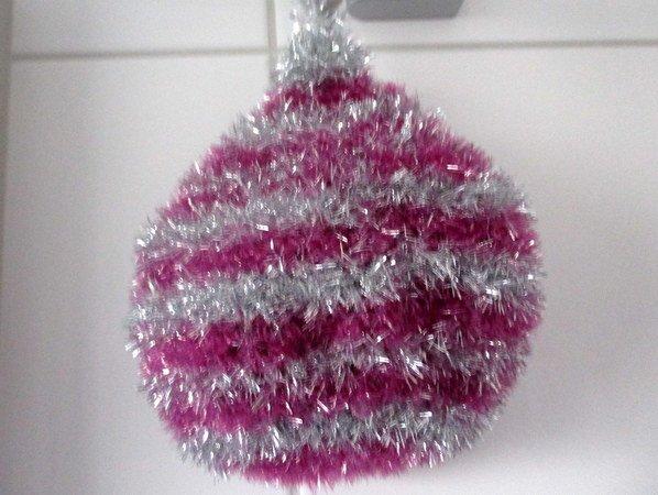 Häkelanleitung Weihnachtskugel Als Schwamm Für Küche Und Bad