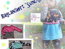 E-Book Schnittmuster Sunlight Shirt 74-146