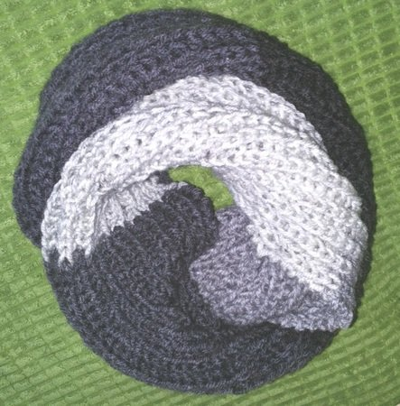 Loop Schal Patent Schnell Und Einfach