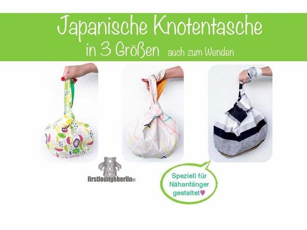 Japanische Knotentasche Beuteltasche E Book Pdf Datei