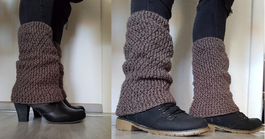 Socken zum Wohlfühlen häkeln | Häkelsocken mit Crazypatterns