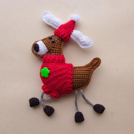 Reindeer crochet tutorial - YouTube | 450x450