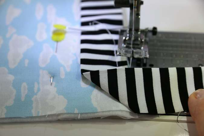 eBook: Ovalen Mug Rug nähen, Tassen-Teppich