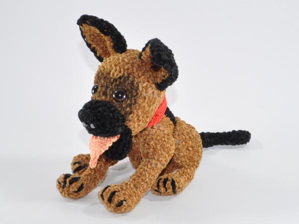 Bildergebnis für amigurumi hund anleitung kostenlos | Hund häkeln ... | 450x600