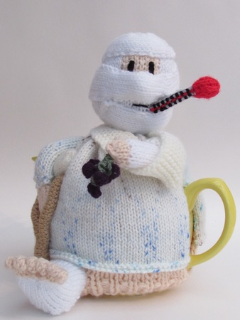 Hospital Patient Tea Cosy