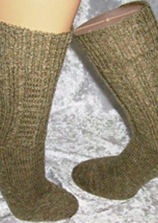 Sockenmuster Der Schornsteinfeger