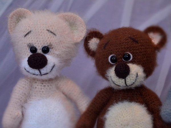 Teddy Häkeln Xl Teddy 30 Cm Groß