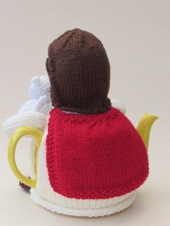 Jesus Tea Cosy Knitting Pattern