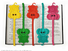 142 Crochet Pattern - Elephant bookmark or decor - Amigurumi PDF file by Zabelina CP