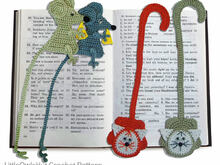 Trendy crochet cat bookmark pattern yarns 18 Ideas | 165x220
