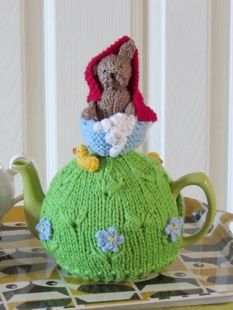 French Bulldog Bath Time Tea Cosy