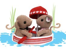 Little Mouse Love Pattern Amigurumi PDF Deutsch - English
