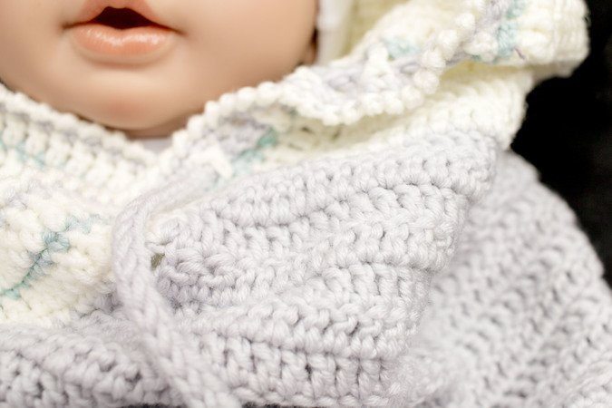 Einschlagdecke Für Babyschale Häkeln Diy