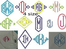 Machine embroidery designs. Digital designs. Embroidery Frame. Instant Download. Monogram Fonts For Embroidery. Monogram embroidery fonts