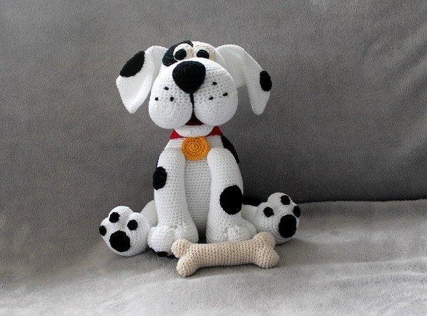 hund h keln dalmatiner mischling. Black Bedroom Furniture Sets. Home Design Ideas