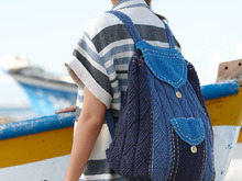 Strickanleitung BackPack