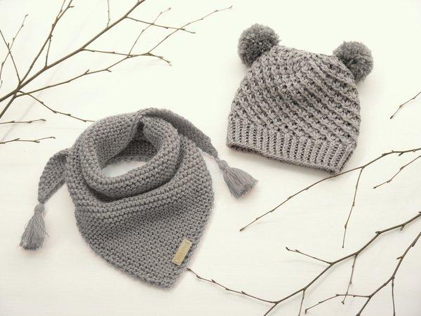 Wintermütze Neugeborene Größe