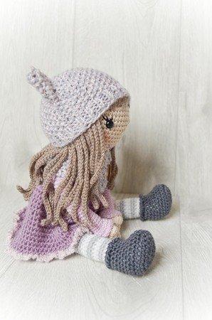 Puppe Häkeln Püppinella Für Mädchen