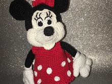 Crochet Pattern Mouse