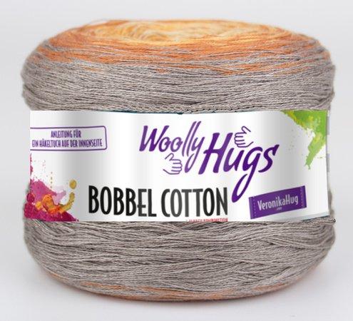 Seelenwärmer Herbstfarben Mit Loop Häkeln Aus 2 Bobbel Cotton Von
