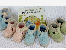 BunnyKids Booties for 1 - 18 months  - (Series 1)