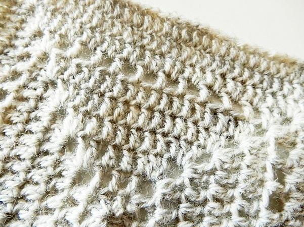Very simple afghan block crochet pattern