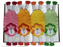 054 Crochet Pattern - Sheep bookmark or decor - Amigurumi PDF file by Zabelina CP