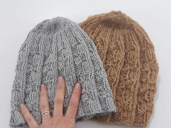 Knit Me More Beanie