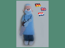 Surgeon Mad Marvin