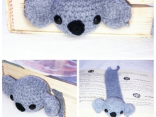 Pattern Koala Book Marker PDF english-deutsch