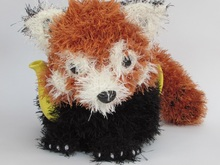 Red Panda Tea Cosy